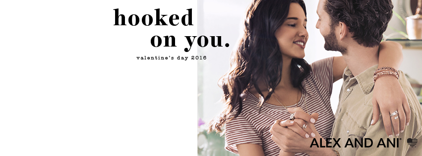 Alex and Ani Valentine's Day 2016 Hooked on You at Diva Divine Boutique Scottsdale, AZ