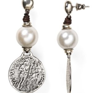 Uno de 50 Alexandria Earrings at Diva Divine Boutique